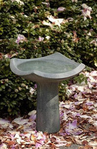 Campania International Oslo Birdbath The Garden Gates
