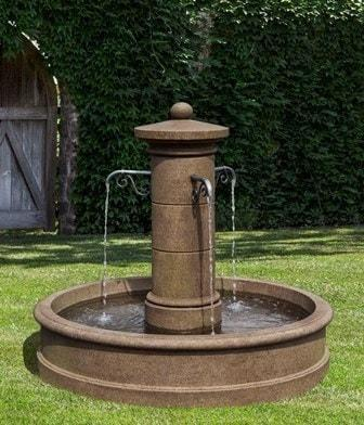 Image of Campania International Avignon Fountain - AtHomewithBethandChad.com
