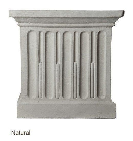 Image of Campania International Estancia Wall Fountain At Home with Beth and Chad