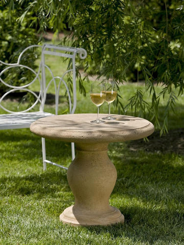 Campania International Palladio Table At Home with Beth and Chad
