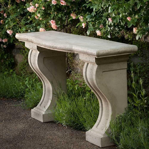 Campania International Loire Console Table At Home with Beth and Chad