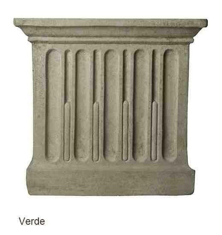 Campania International Barnett Pedestal - At Home with Beth and Chad  - 12