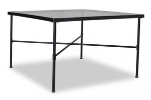 "Sunset West Provence Dining Table 44"" L x 44"" W x 29"" At Home with Beth and Chad"