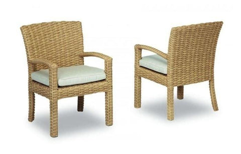 Image of Leucadia Dining Chair by Sunset West At Home with Beth and Chad