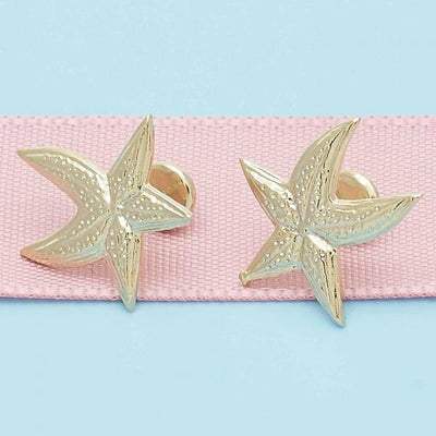 Gold Layered Boys and Girls Star Stud Earring, by Folks Jewelry