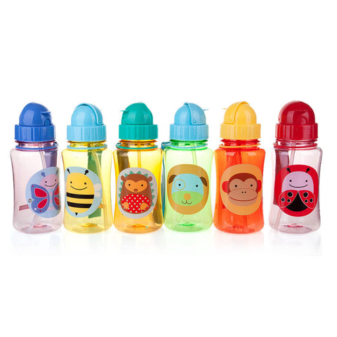 BPA Free Animal Sippy Cup - 240ml