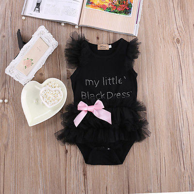Little Black Dress Bodysuit