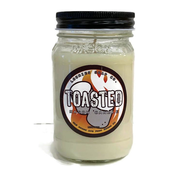 Toasted Candle