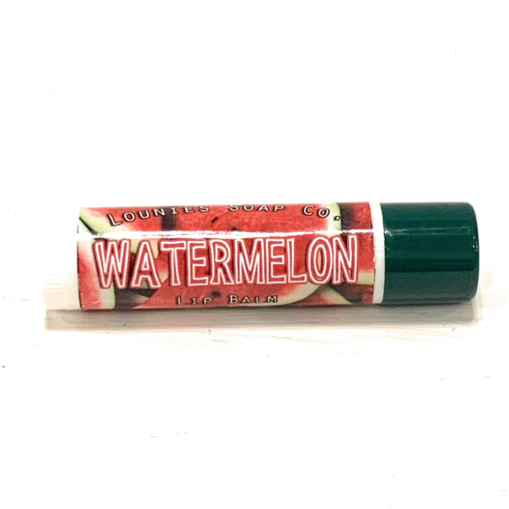 Watermelon Lip Balm