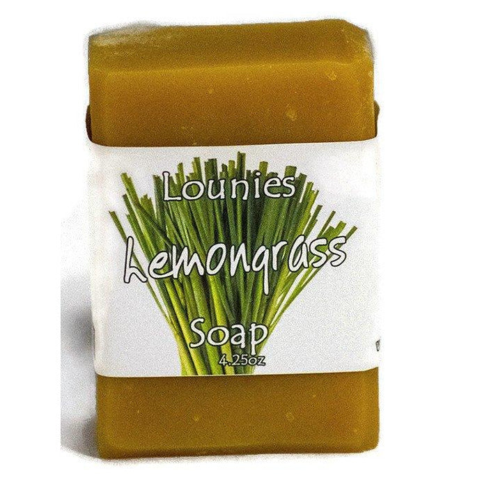 Lemongrass Soap (Goats Milk)