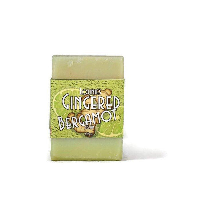 Gingered Bergamot Soap