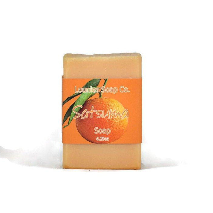 Satsuma Soap | Citrus Soap | Scented Soap | Colorful Soap | Handmade Soap | Soap Gift | Handmade Gift Idea | Wholesale | Bridesmaid gift