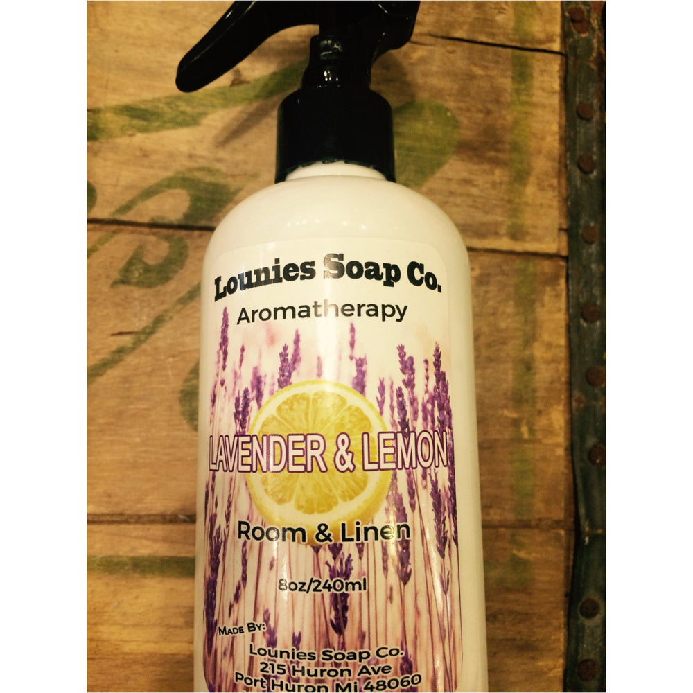 Lavender Lemon Room Spray