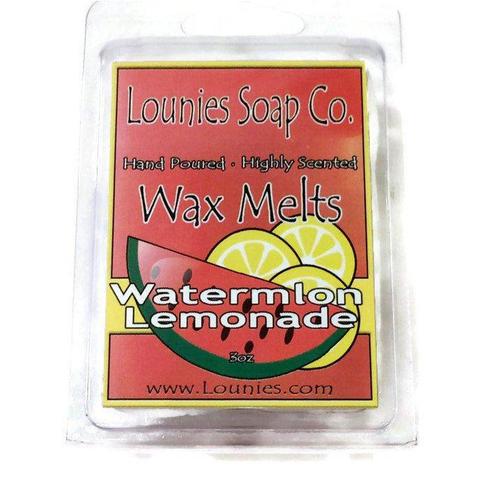 Watermelon Lemonade | Wax Melt | Wax Melts | Soy Blend | Highly Scented | Handmade | Wax Melter | Wax Tarts | Soy | Soy Tarts | 3oz Pack |