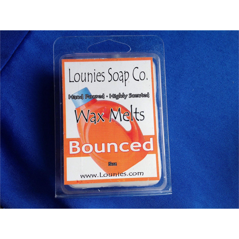 Bounced | Wax Melt | Laundry | Highly Scented |Wax Melts | Clean Linen | Wax Melter | Wax Tarts | Soy | Soy Tarts | 3oz Pack | Fresh | Clean
