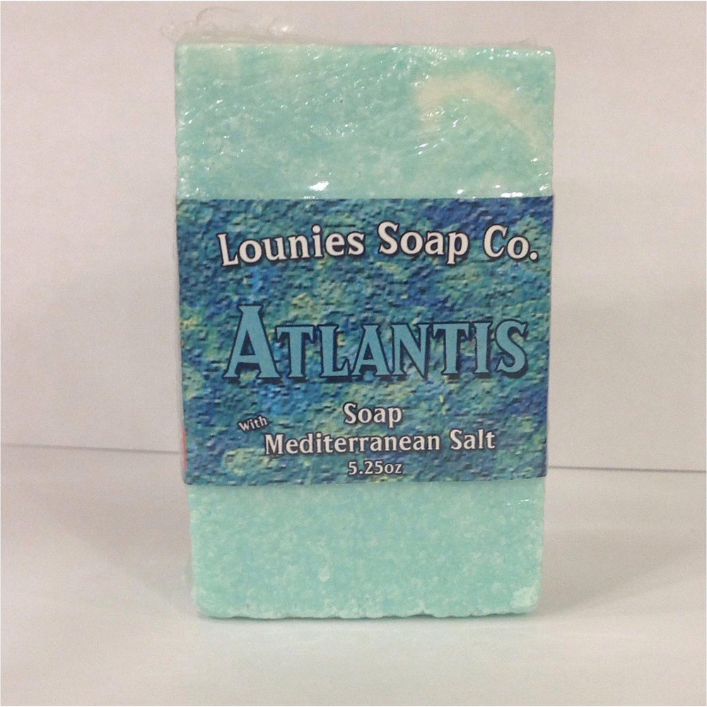 Atlantis Sea Salt Soap