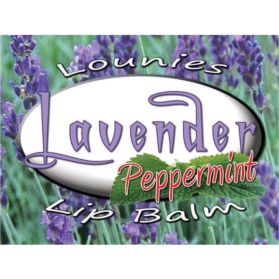 Lavender Peppermint Lip Balm