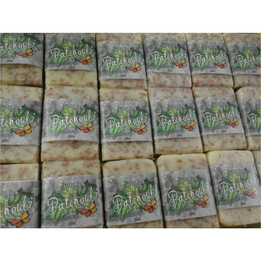 Patchouli Soap, Essential oil soap, Natural Soap,
