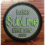 SubLime Shave Soap