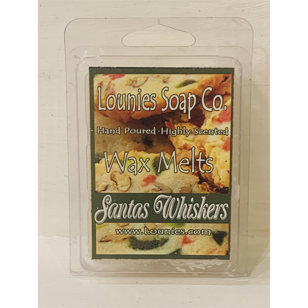 Santa's Whiskers Wax Melt Sale!