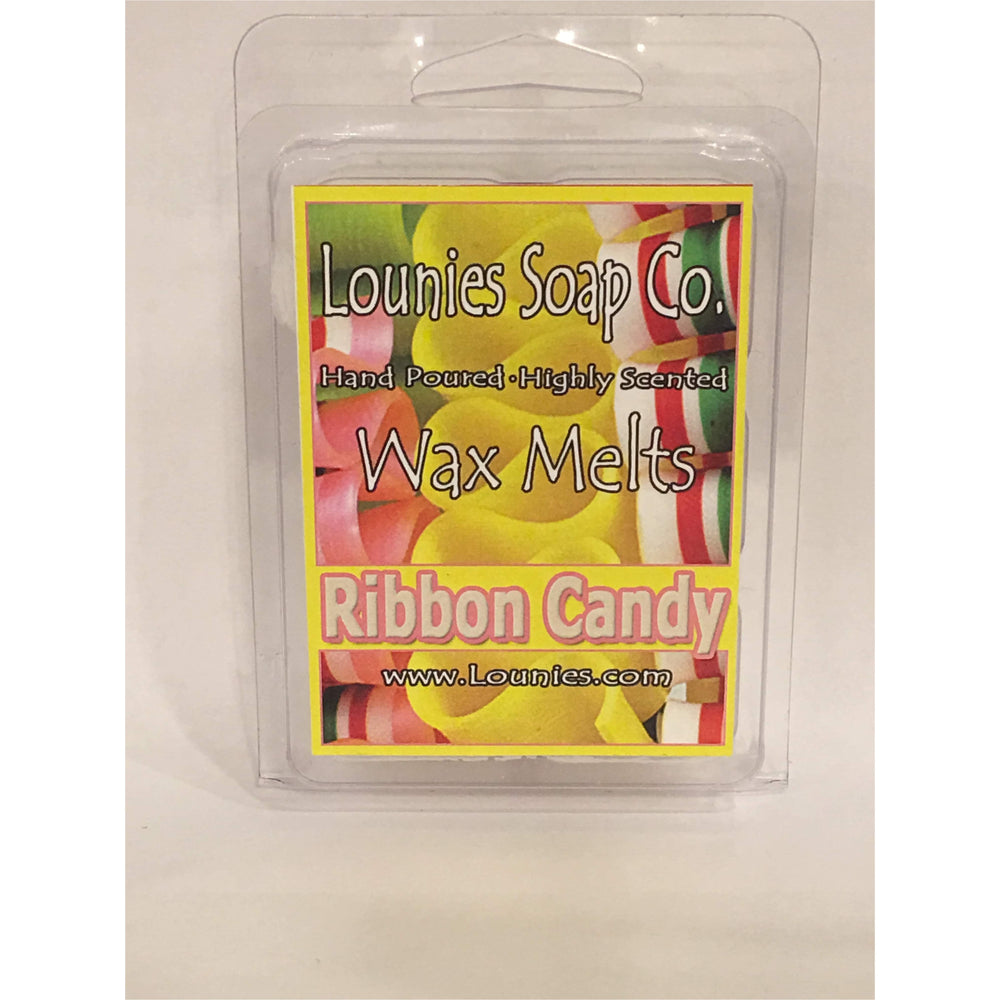 Ribbon Candy Wax Melt