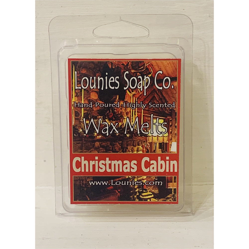 Christmas Cabin Wax Melt Sale