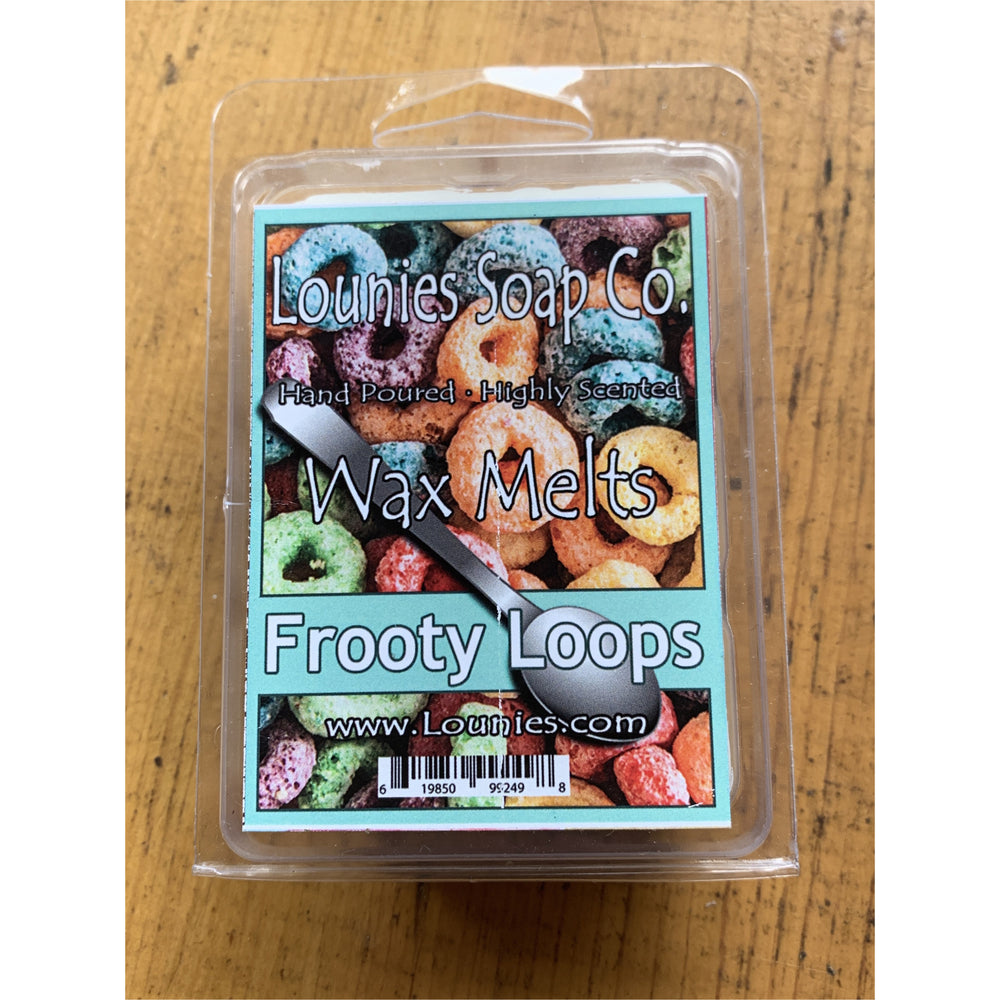 Frooty Loops Wax Melt