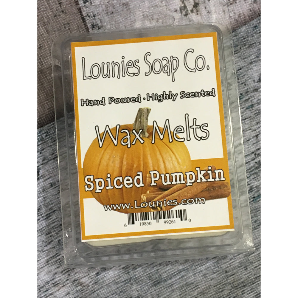 Spiced Pumpkin Wax Melt