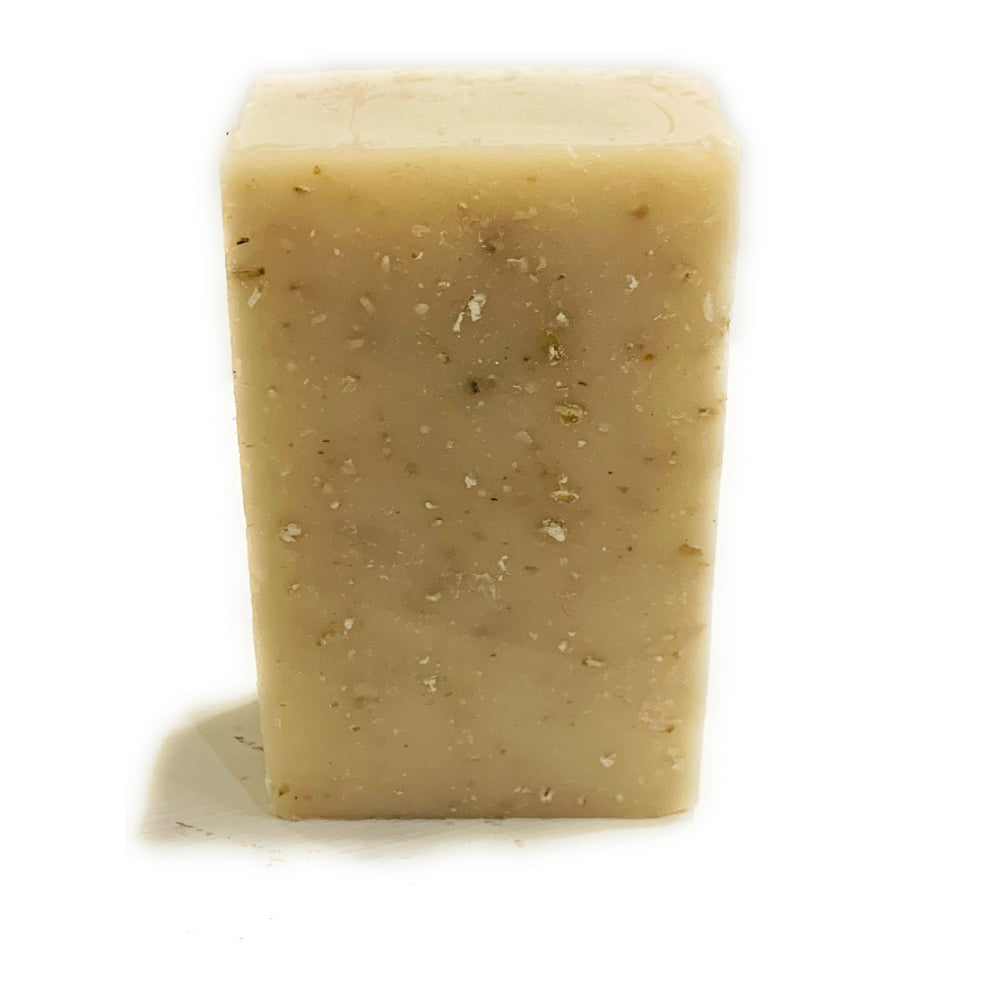 Cherry Almond Oatmeal Soap