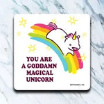Magical Unicorn Coaster