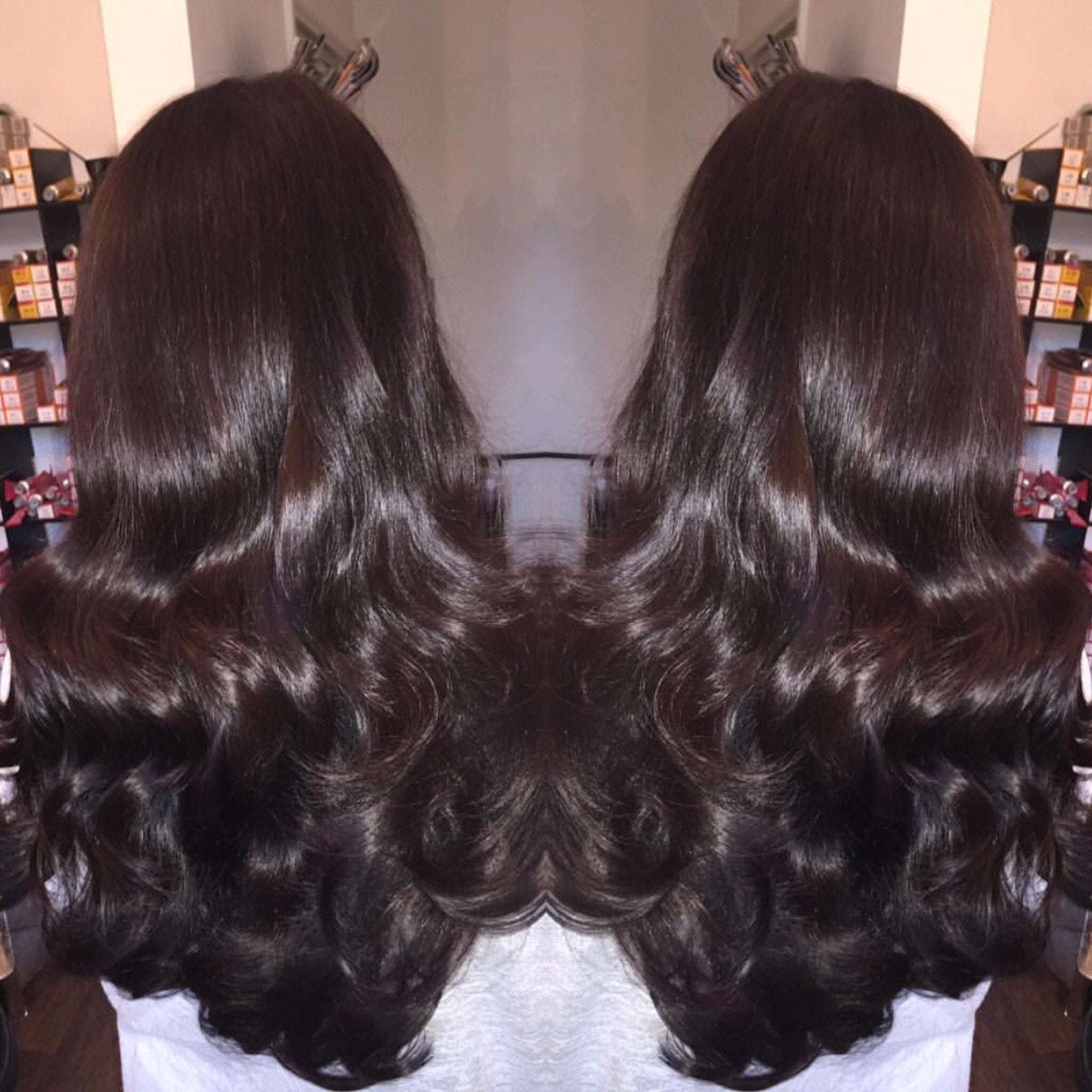 Milano Clip Ins 100 Remy Aaaa Luxury Hair Extensions New U