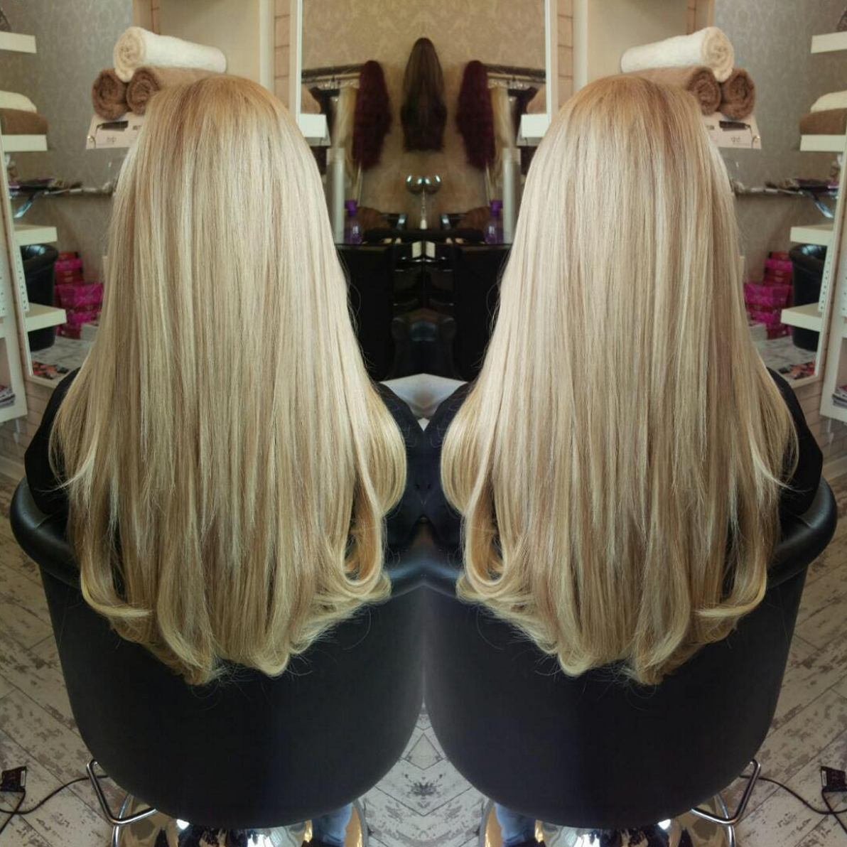 Oslo Clip Ins 100 Remy Aaaa Luxury Hair Extensions New U Salon