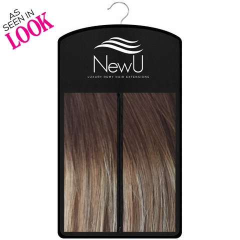 Brondette (Clip-Ins) 100% Remy AAAA Luxury Hair Extensions - New U Hair Extensions, Voted No1 By You!