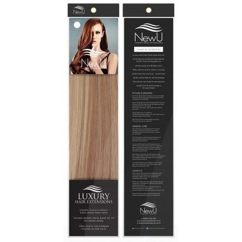 Oslo (Weft) - New U Hair Extensions, Voted No1 By You!