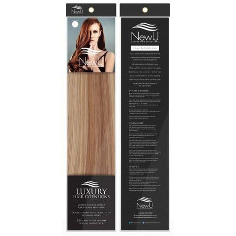 Riviera (Weft) - New U Hair Extensions, Voted No1 By You!
