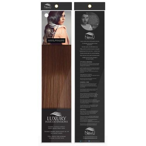 Vanessa (Weft) 100% Remy AAAA Luxury Hair Extensions - New U Hair Extensions, Voted No1 By You!