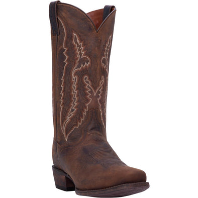 Men's Dan Post Renegade Genuine Leather Handmade Cowboy Boots - yeehawcowboy