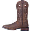Men's Dan Post Abram Leather Boots Handcrafted - yeehawcowboy