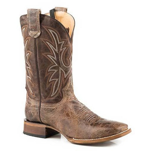 Men's Roper Pierce Concealed Carry Boots Handcrafted - yeehawcowboy
