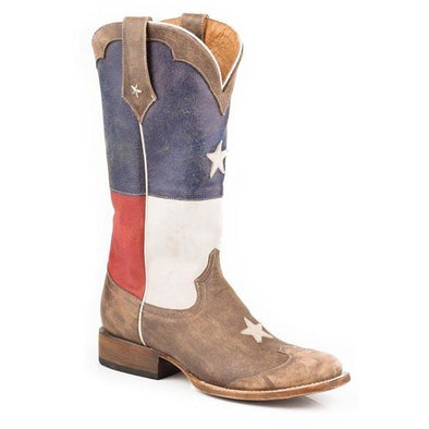 Women's Roper  Lone Star Boots Handcrafted - yeehawcowboy
