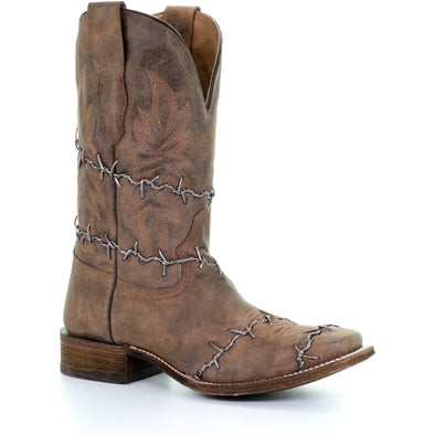 Men's Corral Vicente Western Boots Handcrafted - yeehawcowboy
