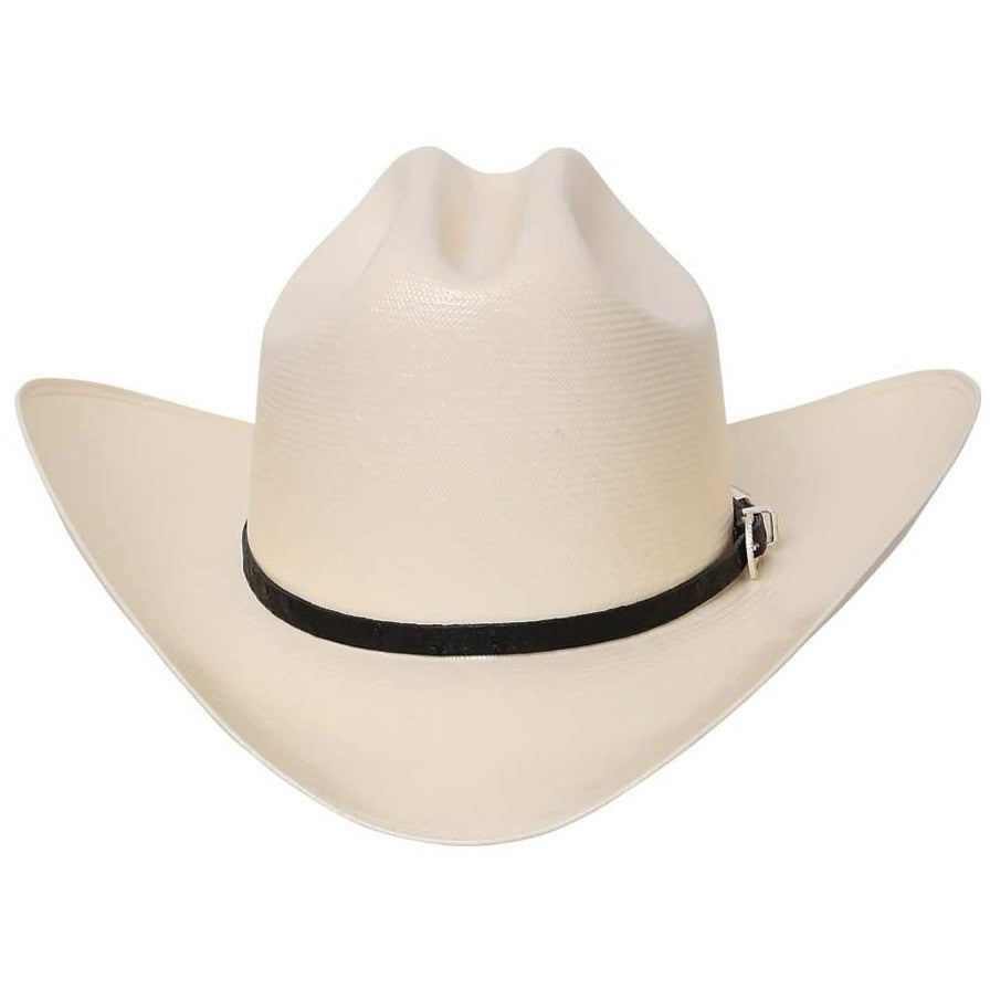 1223beff592e8 100x Larry Mahan Straw Hat El Rey By Larry Mahans Milano Hat ...