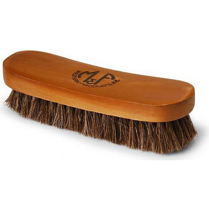 M&F Professional 100% Horsehair Boot Brush - yeehawcowboy
