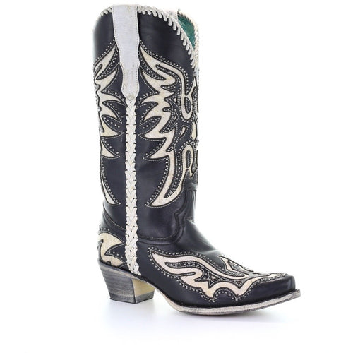 Women's Corral Western Boots Handcrafted - yeehawcowboy