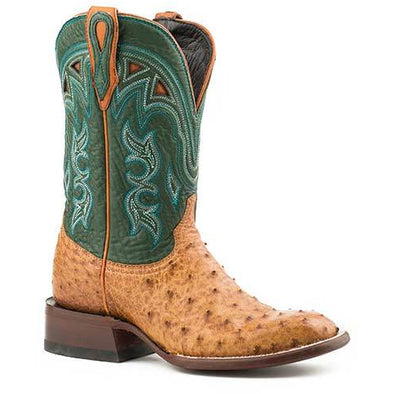 Women's Stetson Libby Ostrich Exotic Boots Handcrafted JBS Collection - yeehawcowboy