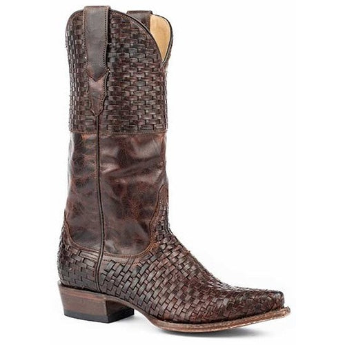 Women's Stetson Bea Boots Snip Toe Handcrafted - yeehawcowboy