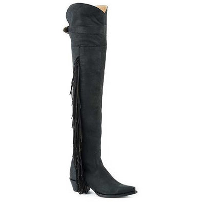 Women's Stetson Glam Boots Snip Toe Handcrafted - yeehawcowboy