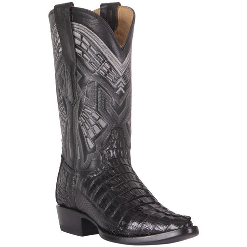 Men's Centenario Caiman Tail Boots J Toe Handcrafted - yeehawcowboy