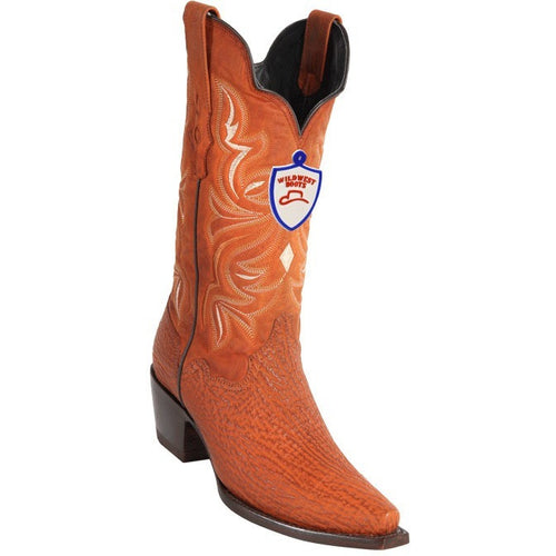Women's Wild West Genuine Sharkskin Boots Handcrafted - yeehawcowboy