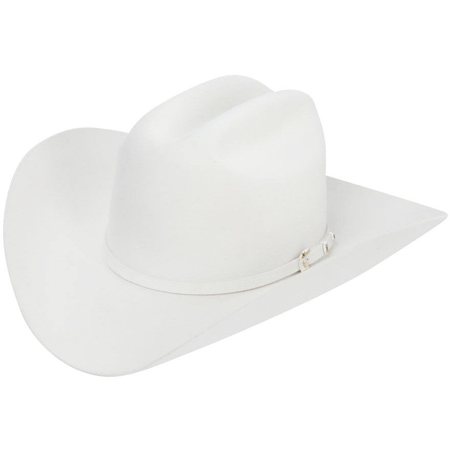 4e97346bbec White Stetson 30x El Patron Hat Black Handmade In The USA Stetson ...
